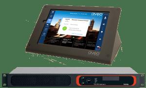 Mira Connect can control Biamp Tesira DSP