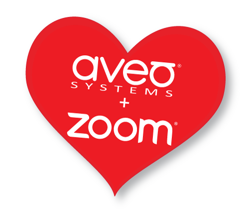 Aveo Loves Zoom