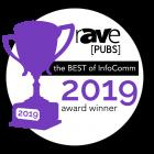 Mira Connect wins rAVe 2019 award