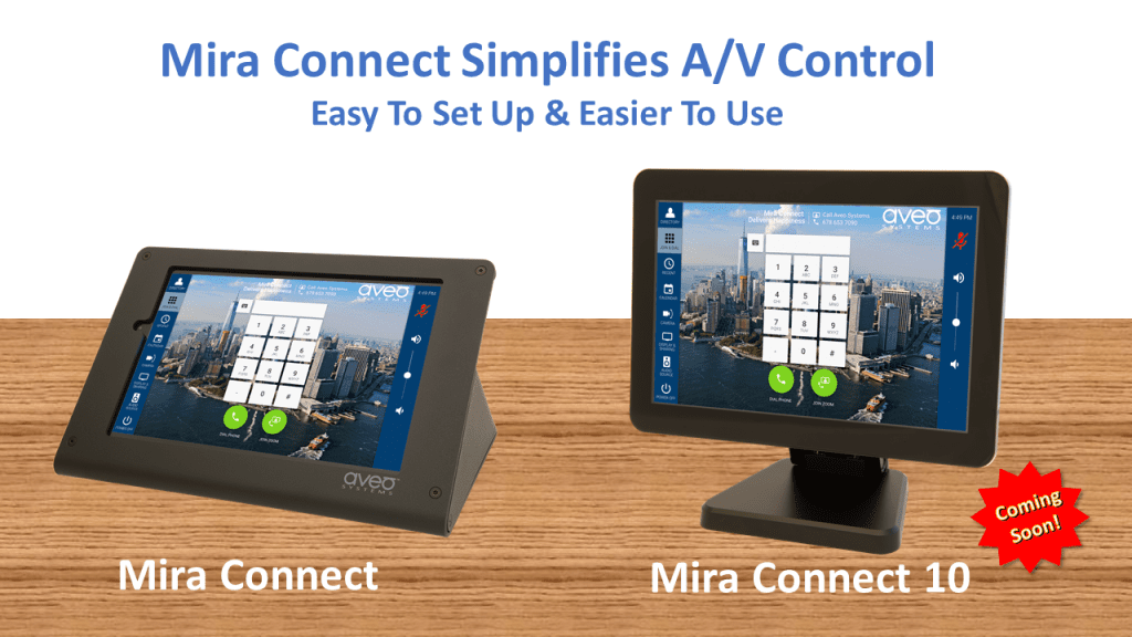 Mira Connect by Aveo Systems