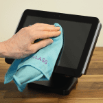 Cleaning and Disinfecting Mira Connect Touchscreens