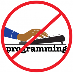 No Programming Graphic
